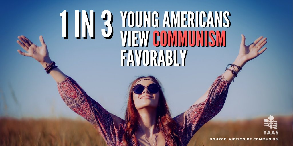 Its time to act. Help us educate our youth before its too late by donating to Young Americans Against Socialism TODAY: YAAS.org/donate
