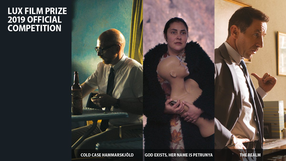 Dont miss your chance to watch the three films shortlisted for Parliaments Lux Film Prize in your country. Check out where they will be shown ➡️ eptwitter.eu/qkKh #luxprize