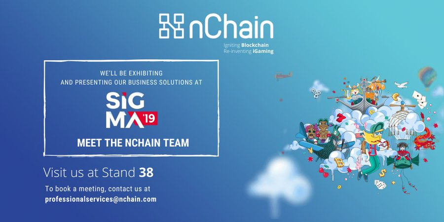 nChain SIGMA'19 polémica