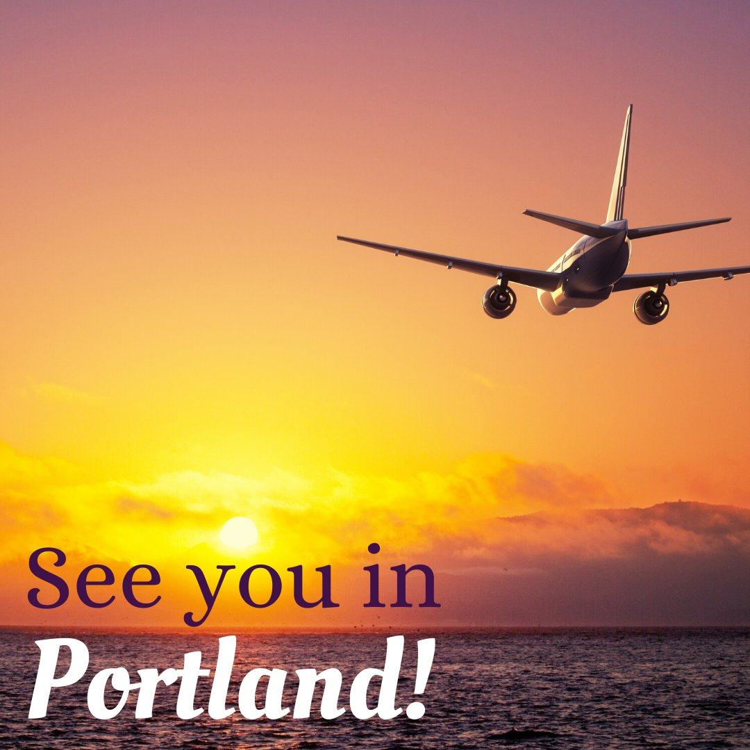 Our staff is all off to Portland for #DyslexiaCon19. Can't wait to see everyone there!