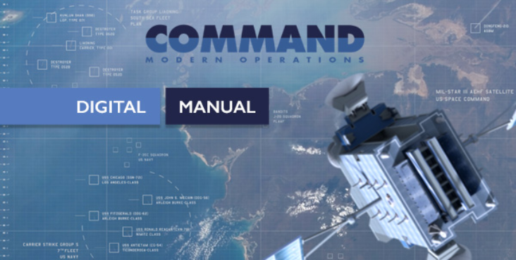 Manual de Command. Modern Operations
