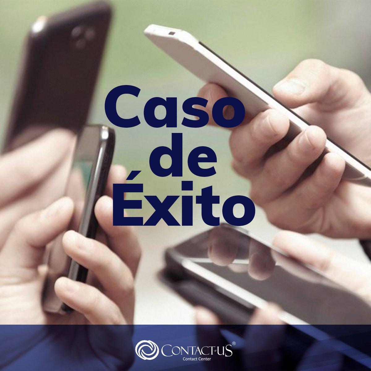 Ver y ayudar a nuestros clientes a alcanzar sus objetivos comerciales nos impulsa a mejorar.👉🏻 Ahora te presentamos uno más de nuestros casos de éxito. 📌 Empresa de telefonía móvil 📌 Servicio 📌 Atención telefónica a usuarios de prepago  #Puebla #AtenciónAClientes #Innovación