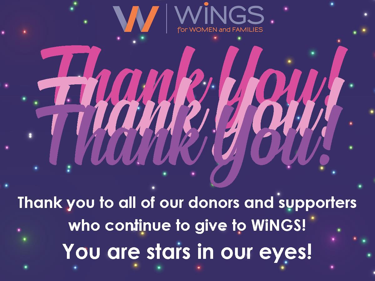 test Twitter Media - Thank YOU for believing in the dreams of women in DFW. Thank YOU for strengthening our community by lifting up women. Thank YOU for empowering women by supporting WiNGS.  Without YOU, we wouldn't be WiNGS. Thank you for your generous support. #WiNGSfamily https://t.co/TjaK1tH22J