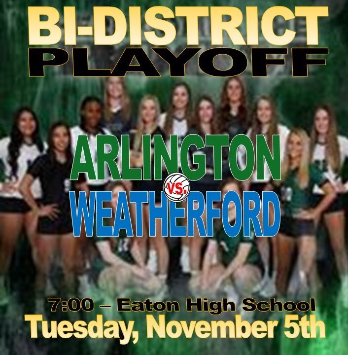 Come out and help us diffuse Weatherford!