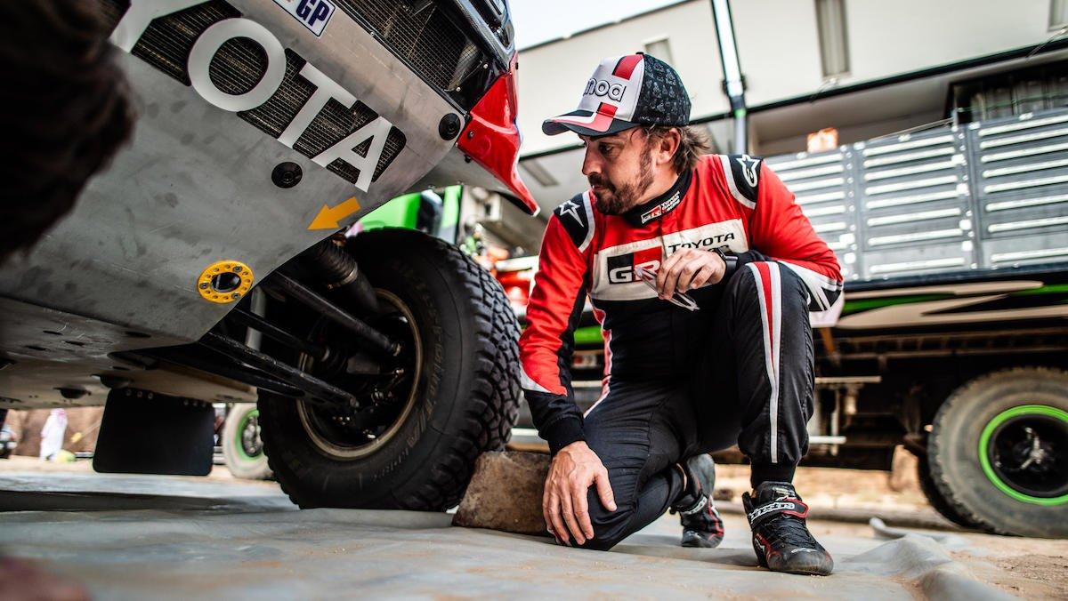 Toyotauk On Twitter Are You Ready For Dakar 2020