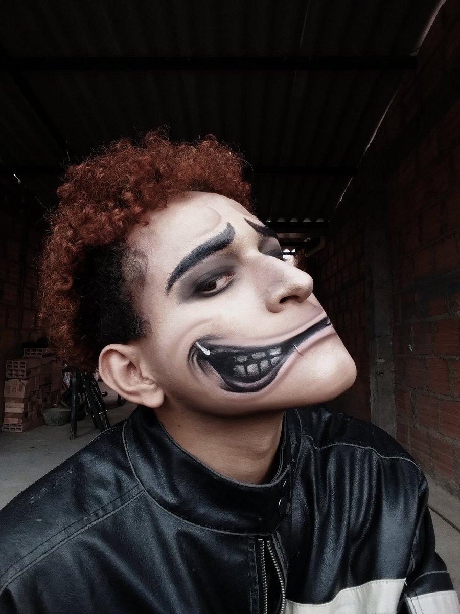 Alejandro Barrios On Twitter Wybie Lovat Coraline Wybie Costume Cosplay Wybielovat Halloween2019 Makeup Makeupartist Fakesmile Coralinecosplay Halloween Https T Co Dvnxl4vxvi