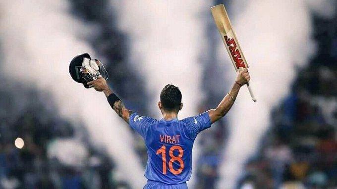 Wishing the of Indian Cricket Team Virat Kohli a very happy birthday.