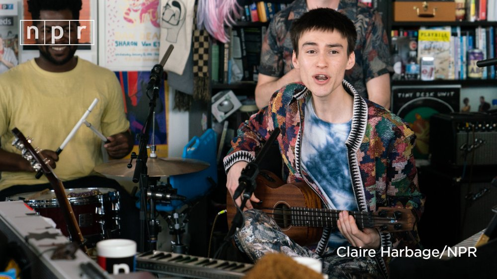 Jacob Collier (@jacobcollier) knows all about the demands of the Tiny Desk – he even composed a new tune for his set. Watch a collection of his favorite performances filmed at NPR HQ, including @tuneyards, @christhile and @SPRORGNSM. n.pr/2NiPWlr