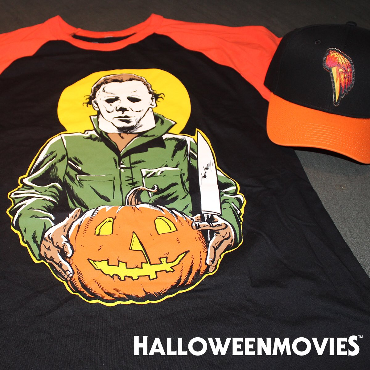 #GIVEAWAY Follow us & RETWEET for a chance to #WIN mystery #Halloween  swag from Trancas' vault! We'll select 2 winners each week (this one ends 11/12/19). Open to US residents only. 🎃🔪 #MichaelMyers