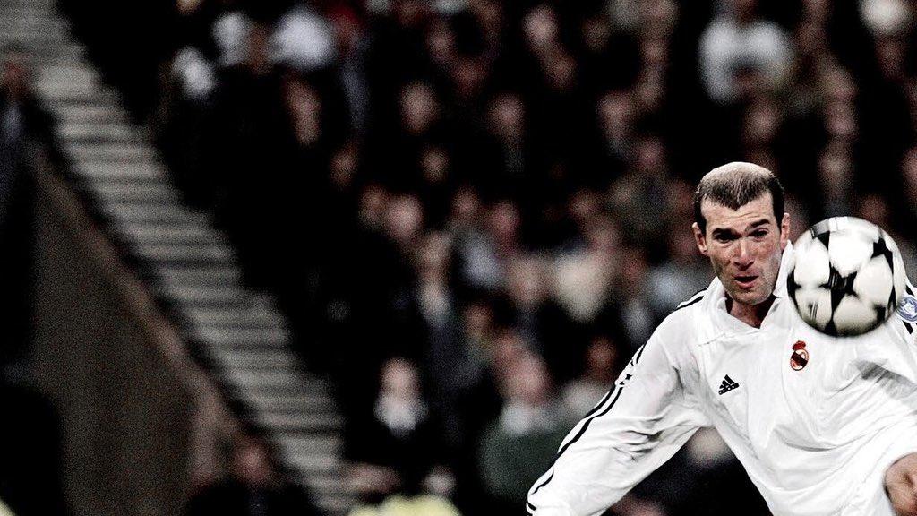 #Zidane 🤍. https://t.co/1DMVayss5V