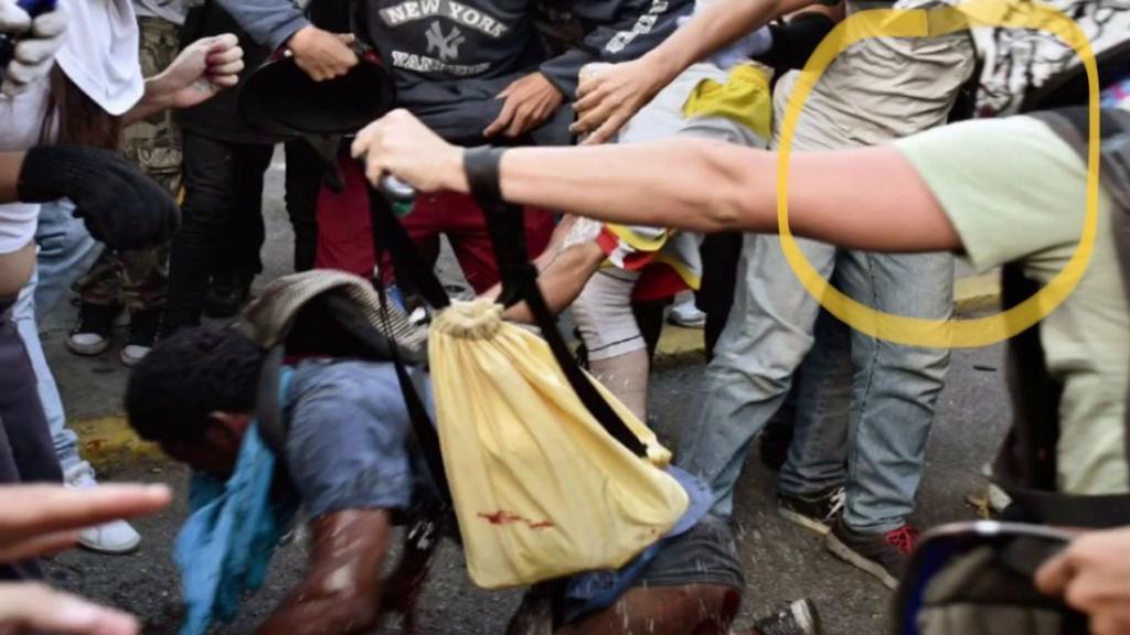 Tag ddhh en El Foro Militar de Venezuela  EIogncfW4AAVZ1q