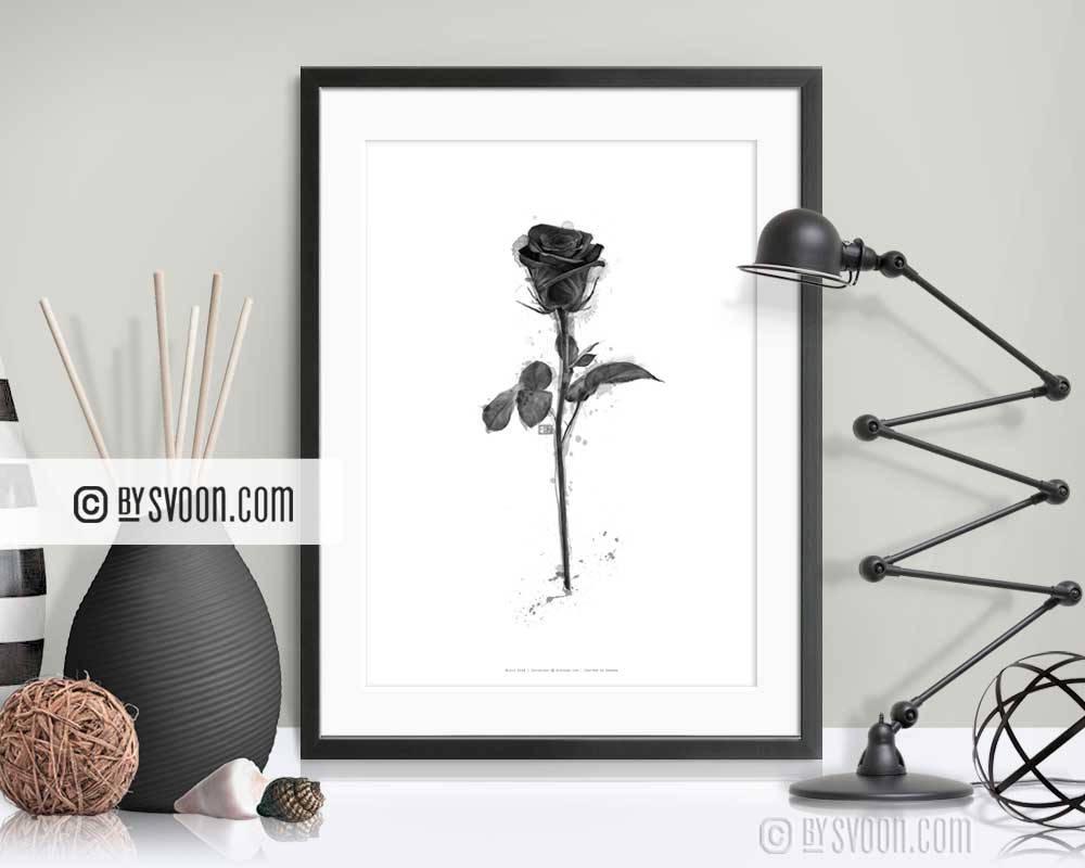 #BlackRosePrint, #Rose Poster, Black & White, #RoseDrawing, Black #Flower, Artistic Style Wall Decor, Digital Art, Gift, Fashion Design, Love https://etsy.me/33qSaFm #art #drawing #fashion #bysvoon #simpledoesit #printspic.twitter.com/wGgNS3Yfcm