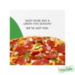 Image for the Tweet beginning: With signature meats, premium veggies,