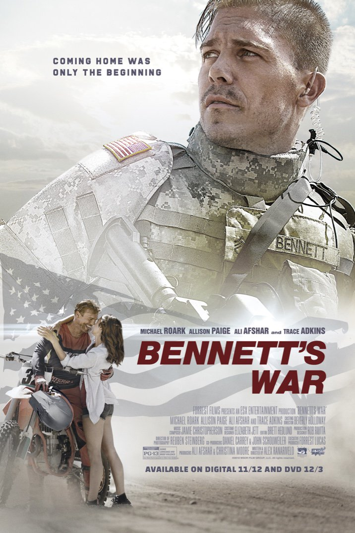 Bennetts War, starring Trace Adkins, is now available on digital! Watch it today: bennettswar.com/watch-at-home/