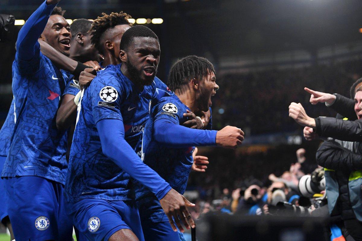 Uefa Champions League On Twitter Chelsea 1 4 Ajax