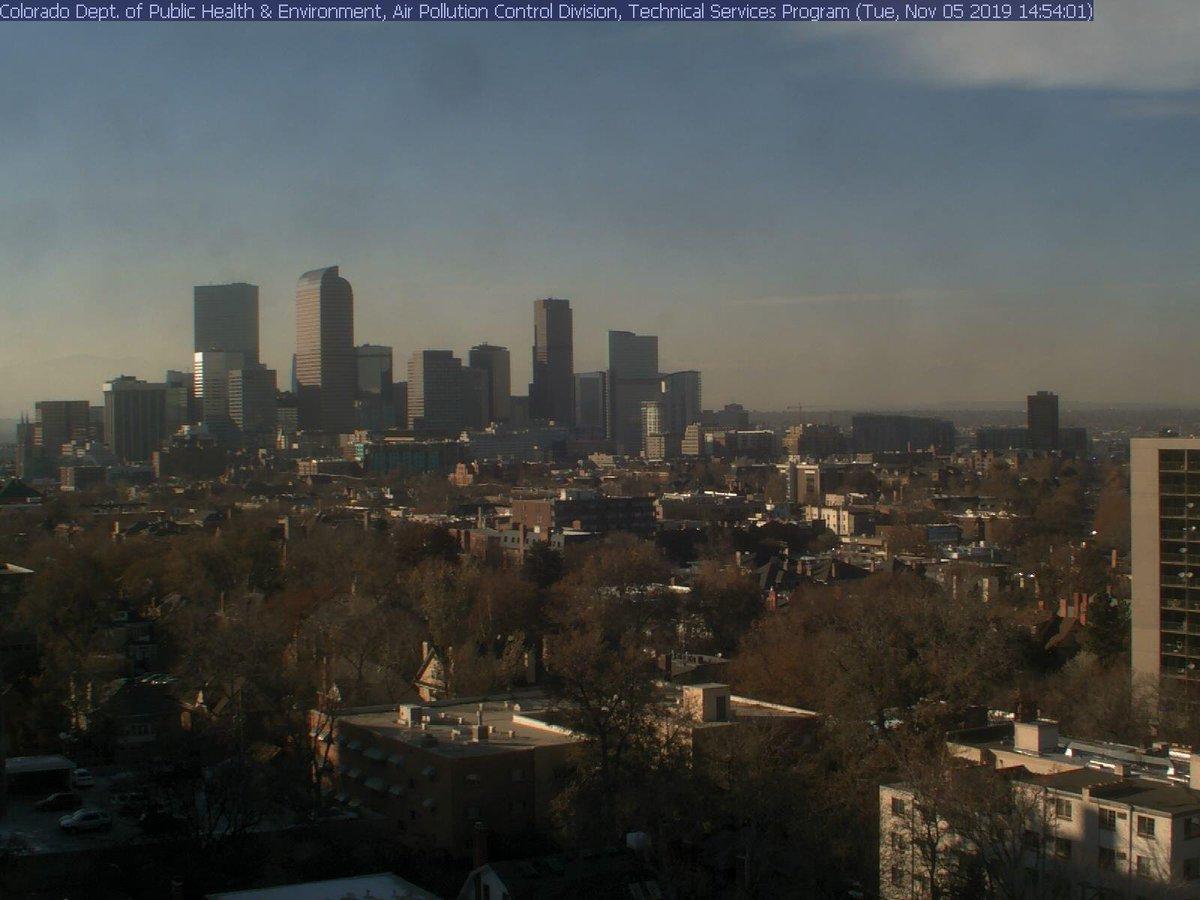 Colorado Air Quality >> Cdphe Air Pollution Cdpheapcd Twitter