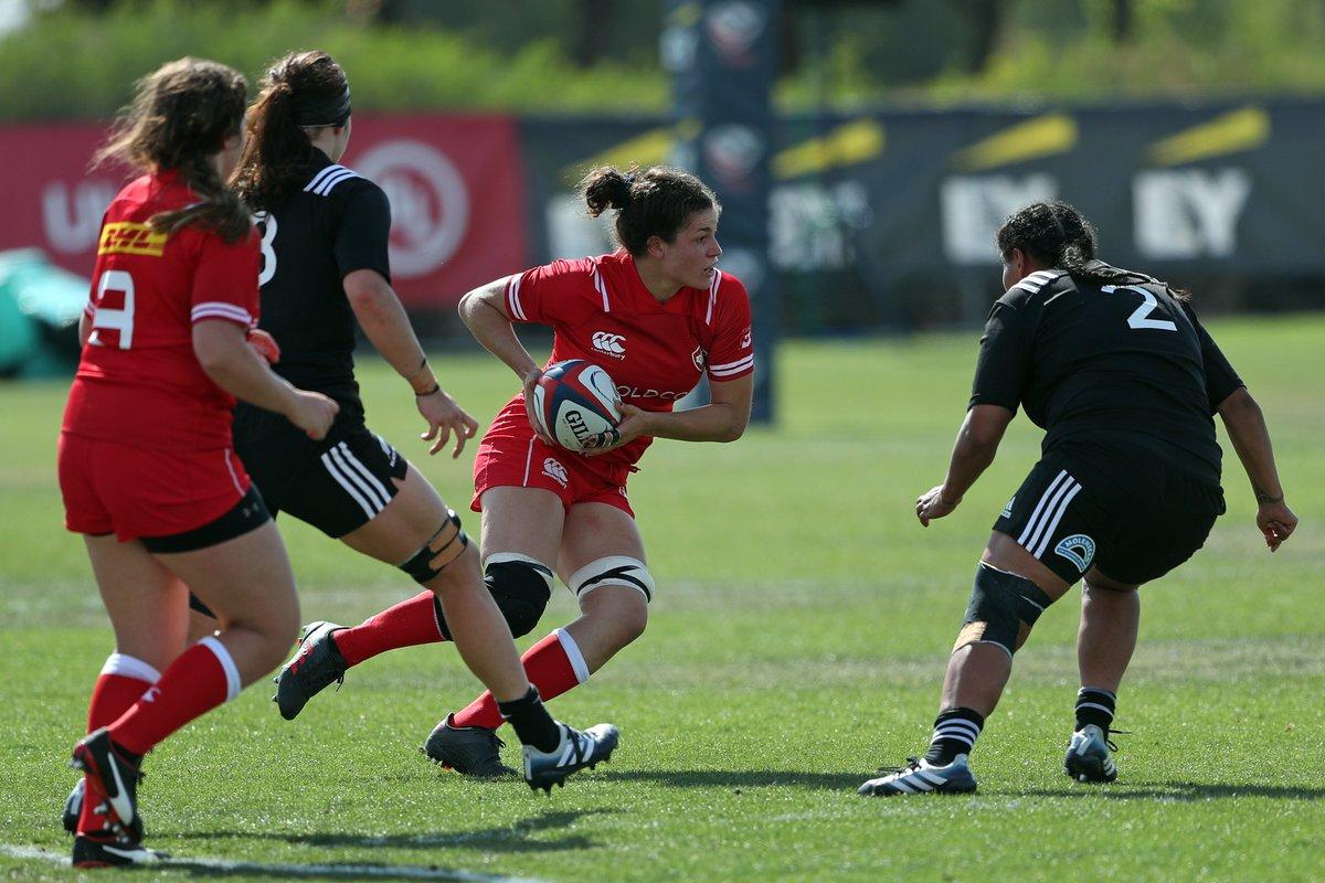 ROSTER: Canada's Women's team named for Can-Am tour / L'équipe canadienne féminine nommée pour la tournée Can-Am🏉🍁 #RugbyCA @USARugby 📍 @CVEATC 🗓️ Nov 20 & 24- 6pm ET/ 3pm PT 💻 @FloRugby EN➡️rugby.ca/en/news/2019/1… FR➡️ rugby.ca/fr/actualites/…