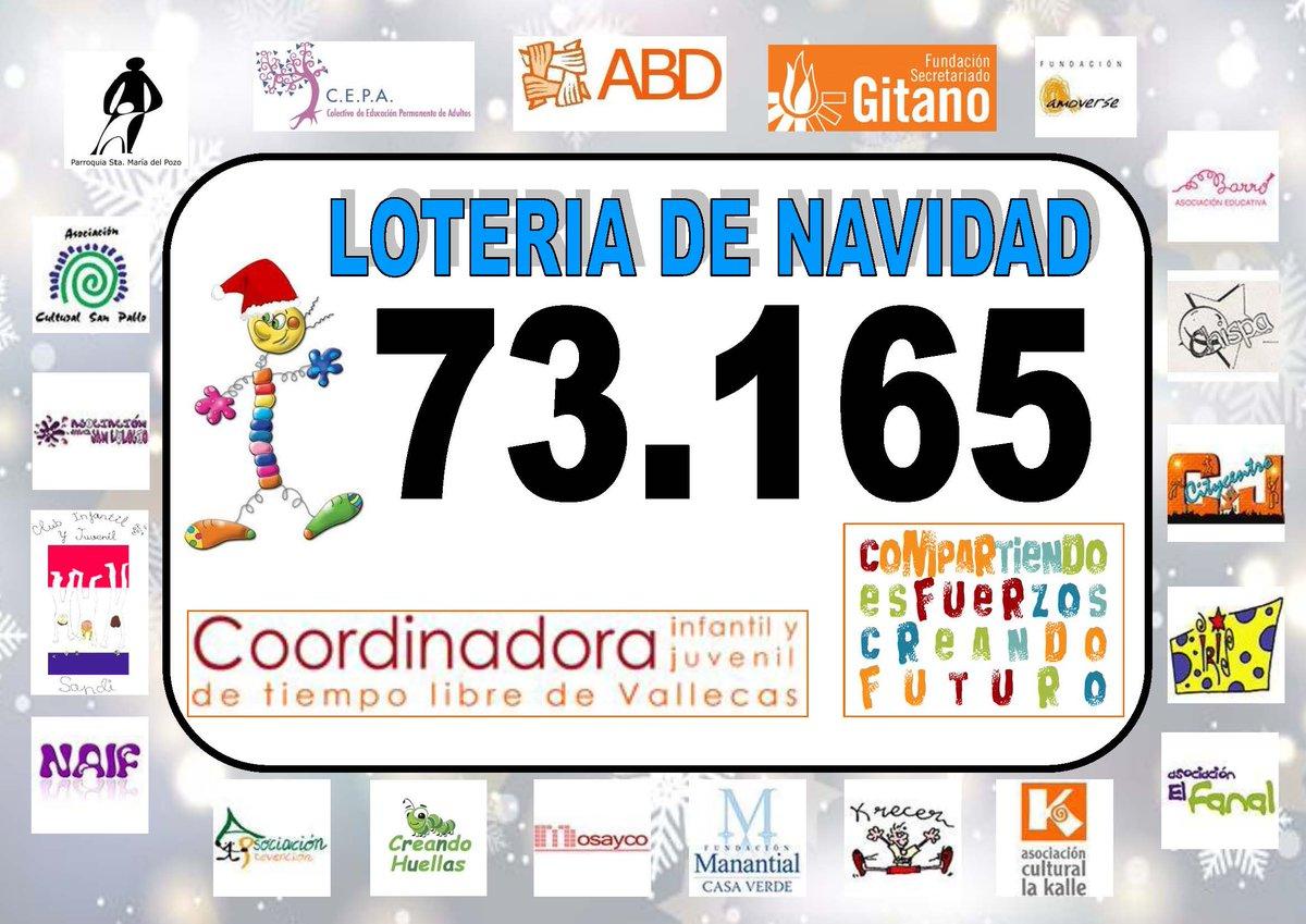 test Twitter Media - Este número de #LoteriaNavidad va a dar muchas alegrías. A ti y a las familias d Vallecas a las que destinaremos 0,60 ctms por cada 3 euros. Participa! @AsocKrecer @AsocBarro @citycentro @asoc_elfanal @lakallevallecas @gitanos_org @FundManantial @FAmoverse @abd_ong @FundacionNAIF https://t.co/UMU2dzoqNB