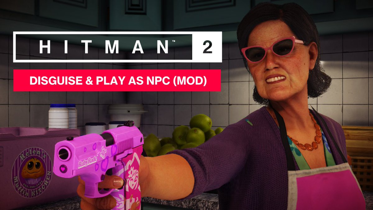 Hitman2mods Hashtag On Twitter