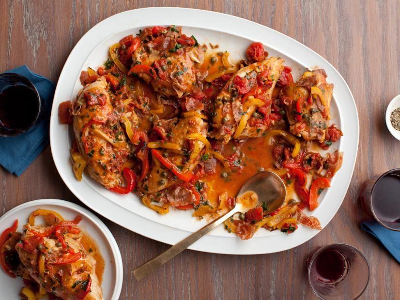 Roman-Style Chicken Recipe View Recipe Here - https://t.co/il6SrpjjLO  #healthyrecipes #healthy #recipes #weightloss https://t.co/EkJ0hOmQms