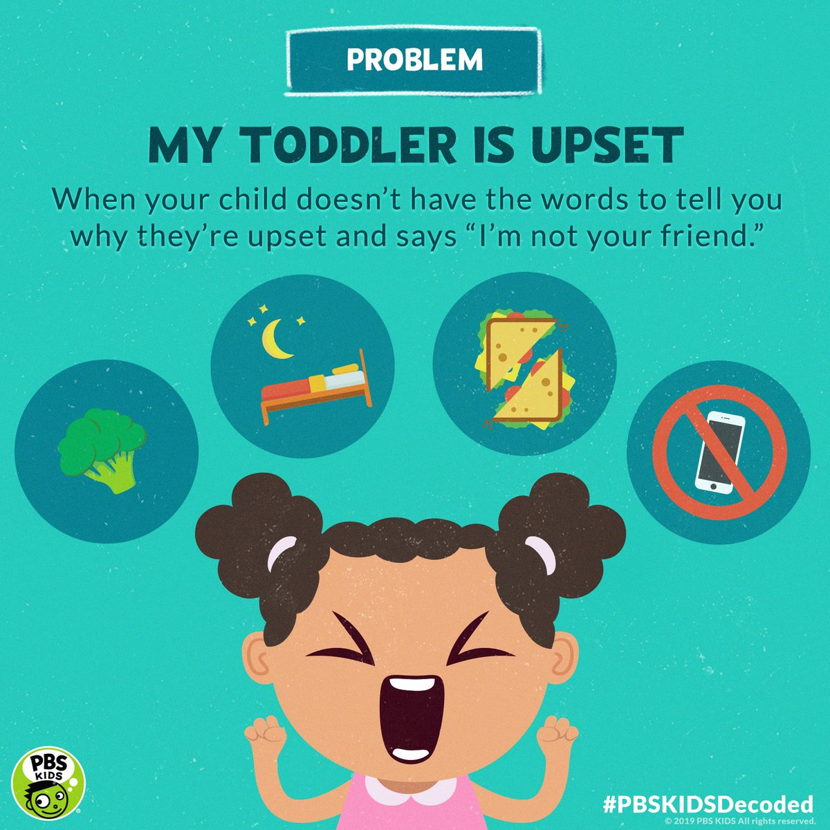 Emotions can get the best of anyone—especially toddlers. Use these tips during their next outburst. https://www.pbs.org/parents/learn-grow/all-ages/character…