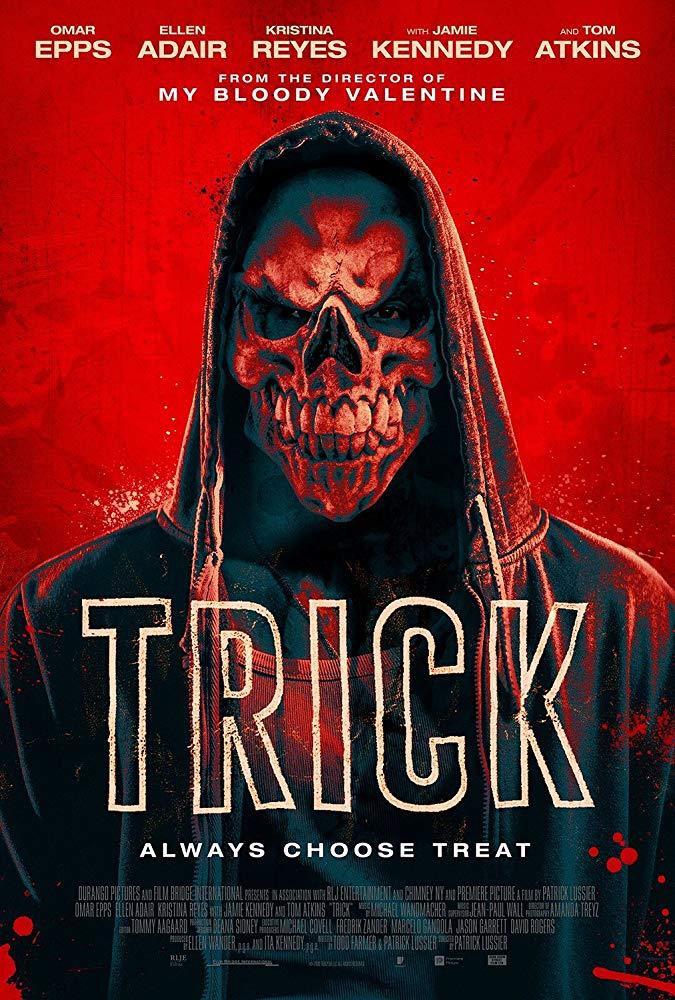 Resultado de imagem para trick 2019 movie poster