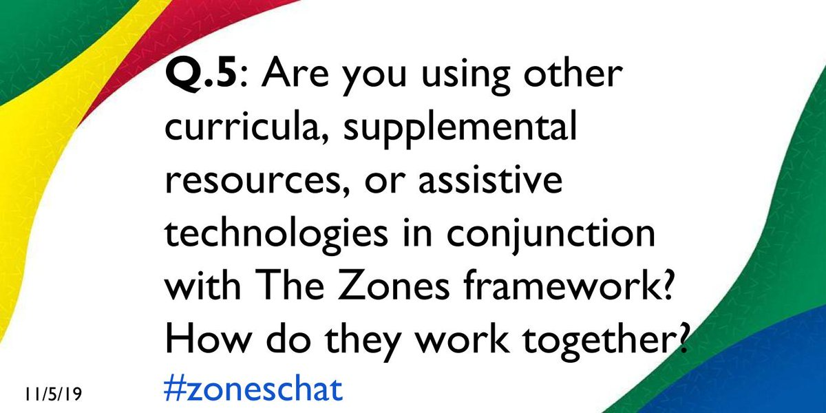 Zones Of Regulation On Twitter A 5 Zones Can Overlay With The Incredible 5 Point Scale 5pointscaler Staying With What Student And Team Were Familiar With It Aligning With Zones Expanded Lesson Teachings While