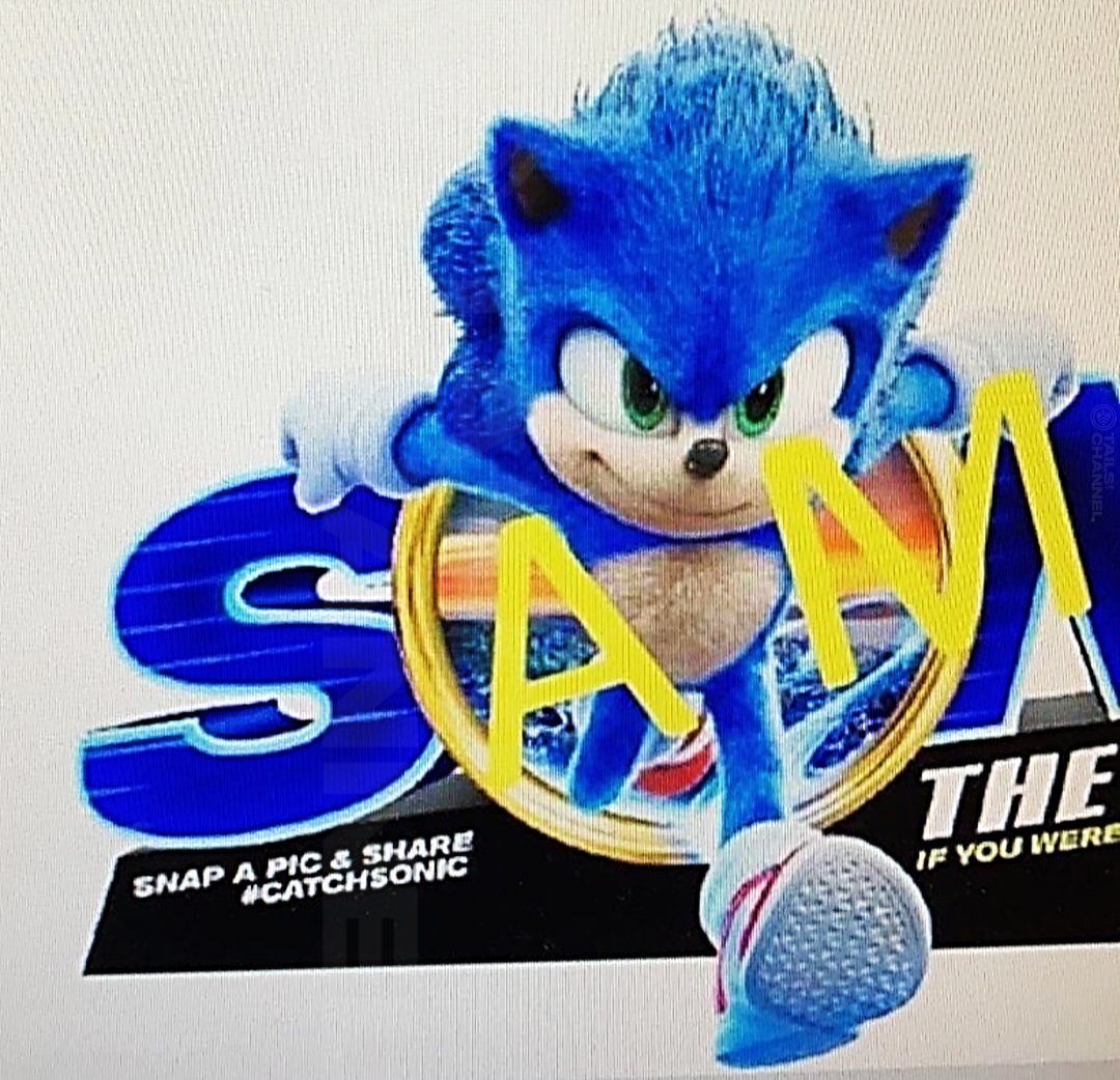 Tails Channel Sonic The Hedgehog News Updates On Twitter Rumour A New Image Of The Supposed Redesigned Sonic Has Surfaced Online Source Of This Image Is Unconfirmed Story Is Developing