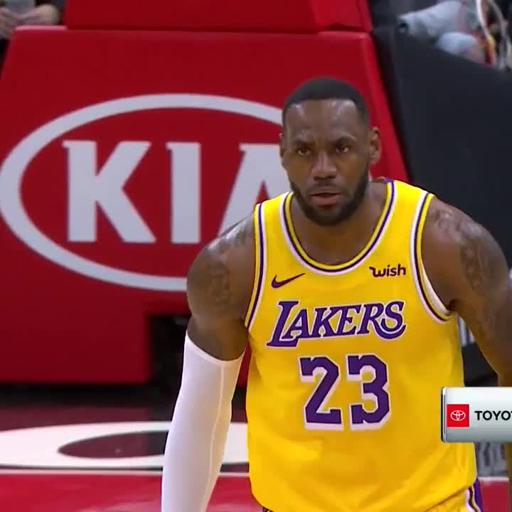 LeBron James: Lakers are built for him to win a 5th MVP