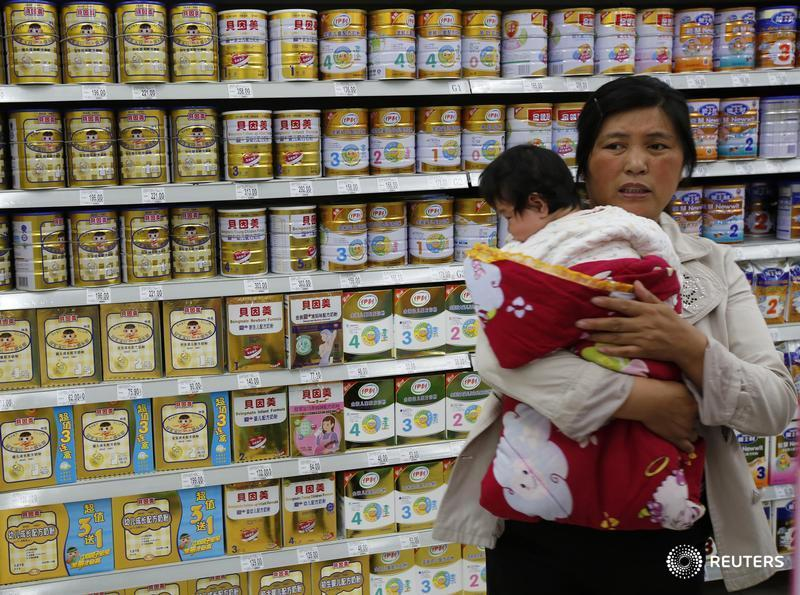 China baby-milk IPO mixes in a helping of cynicism, says @KatrinaHamlin: https://t.co/oCoXP1KKfJ https://t.co/36zUZUMfeH