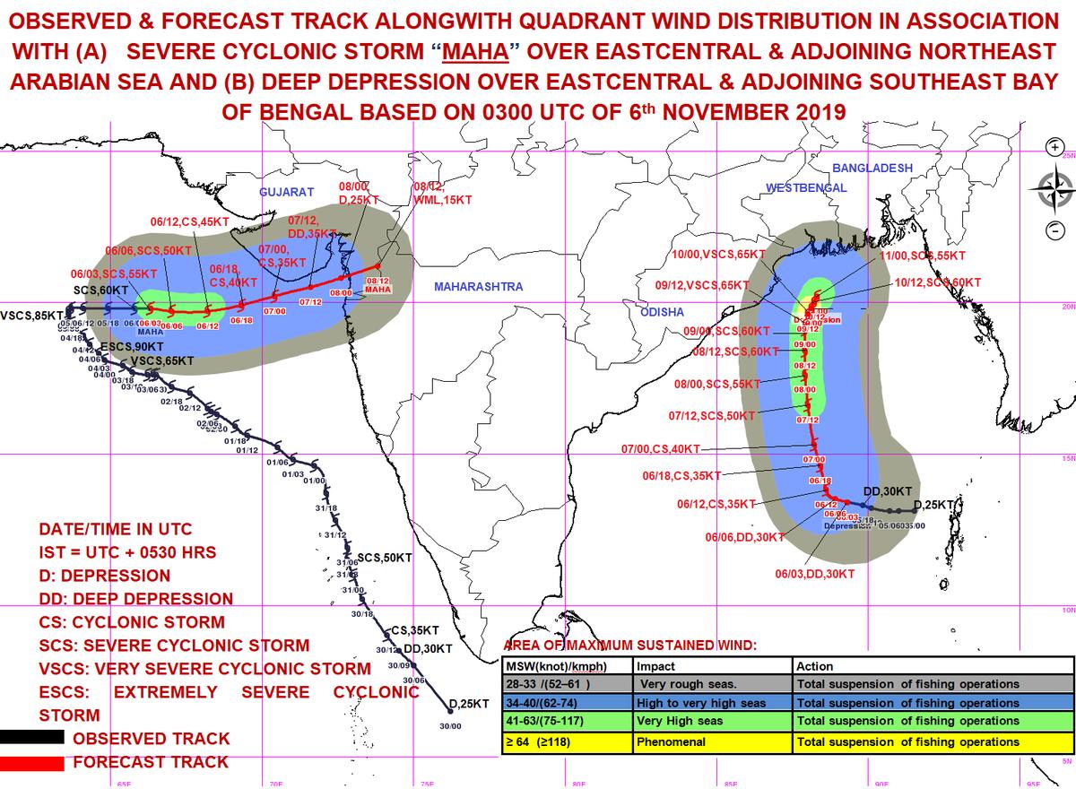 Lesser rainfall, no evacuation needed: Gujarat govt on weakening Maha