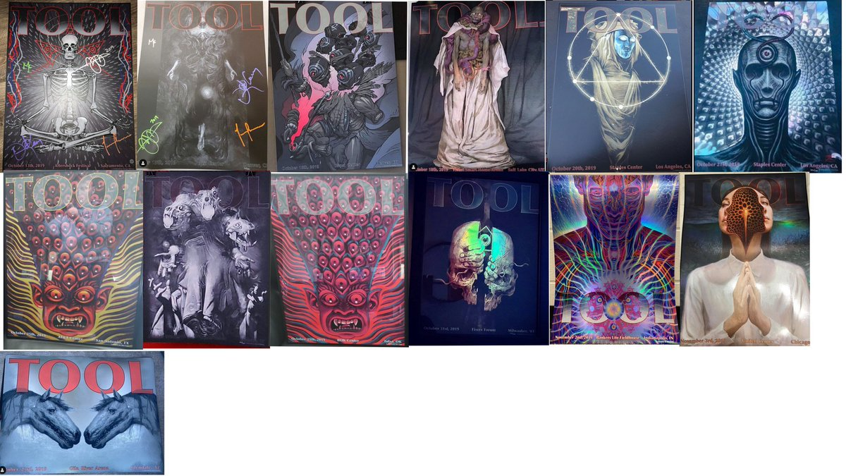 Tool band on Twitter: