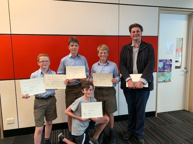 Congrats to our Junior (1st place), Senior (2nd place) & Advanced (1st place) teams at the recent Debating Grand Finals. From all reports, all teams delivered a polished, refined, calm & well-spoken debate!
