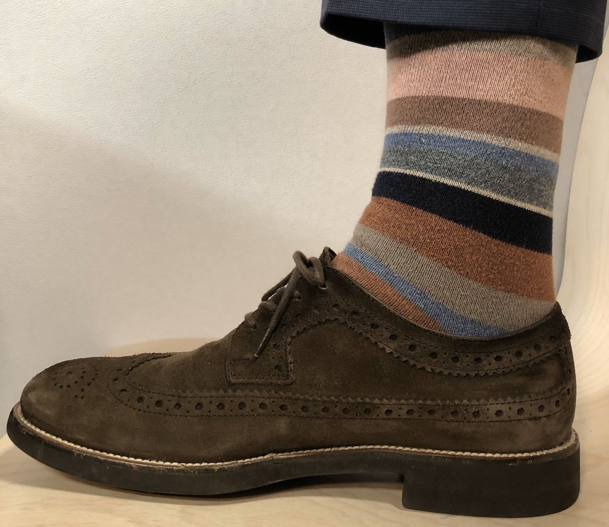 Les comparti #Losdehoy #martes #socks #lopezdoriga #joaquin #INCLUSION
