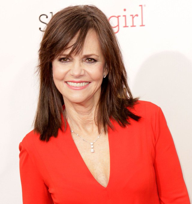 Happy birthday, Sally Field! Call the show and let me gush! 352 867 1023