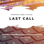 Image for the Tweet beginning: [LAST CALL]  Last day