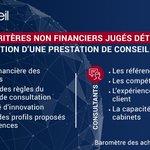 Image for the Tweet beginning: Si le critère prix reste