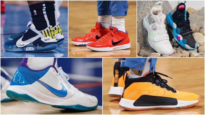 球鞋匯 | NBA球員今日球鞋上腳:韋德之道8要來了,這2雙定製版球鞋很帥!-黑特籃球-NBA新聞影音圖片分享社區