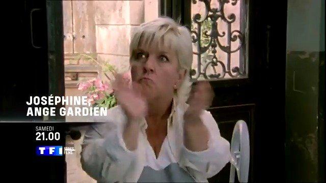 Joséphine va une nouvelle fois avoir beaucoup de travail...  👉 Joséphine, Ange Gardien ce soir à 21h sur #TF1SériesFilms 👼