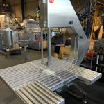 Image for the Tweet beginning: KT750 carcass bandsaws with roller