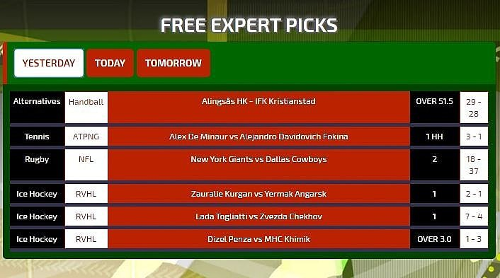 Twitter betting expert predictions feather betting