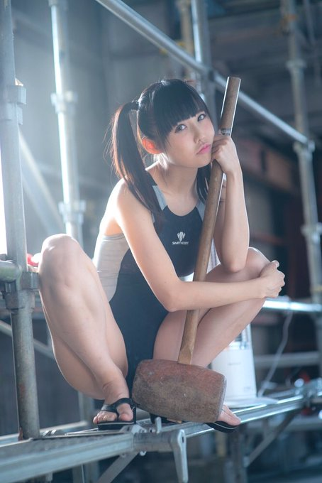 グラビアアイドル稲森美優のTwitter自撮りエロ画像33