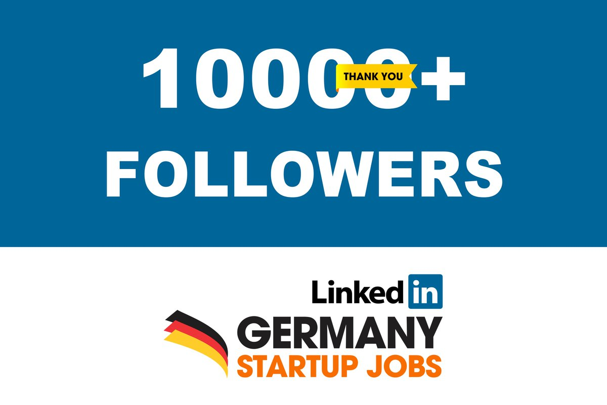 Germany Startup Jobs (@destartupjobs) | Twitter