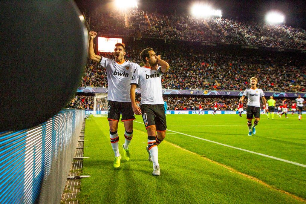 Valencia 4-1 Lille