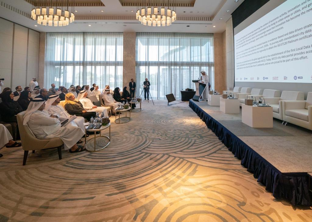World Council on City Data partnership with #Dubai is based on mutual cooperation and exchange of knowledge, experience and best practices between the two parties. https://t.co/987CFhNWJq