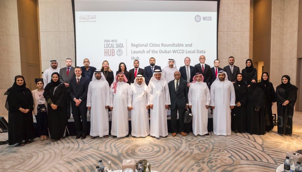 يهدف مركز #دبي الإقليمي لبيانات المدن إلى تحفيز مدن المنطقة للانضمام إلى المبادرة، إنشاء نظام بيانات مفتوحة، إصدار تقارير دورية بشأن التقدم المحقق في أهداف الأمم المتحدة للتنمية المستدامة، استعراض دور البيانات المعيارية لتحفيز العمل على تحقيق هذه الأهداف. https://t.co/CWPePEMP3d