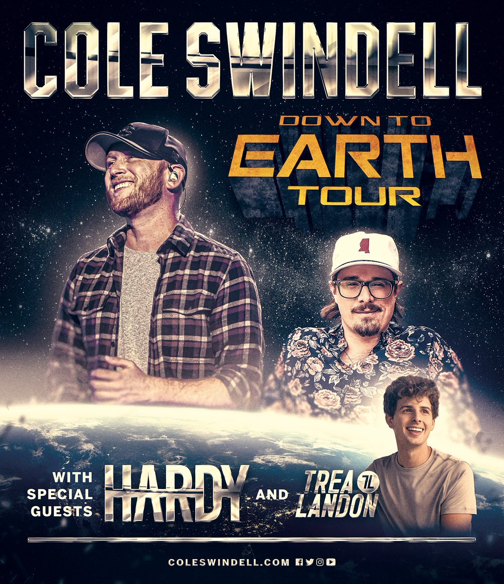 Down To Earth Tour presale starts now and goes through Thursday at 10PM. Run and grab them tix while you can