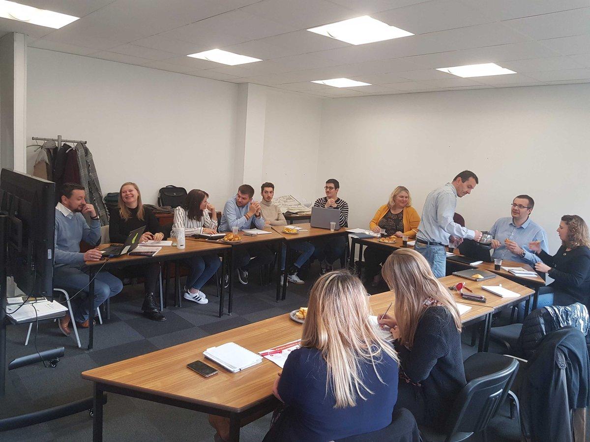 Rencontre avec la Chambre des métiers et de l'artisanat @Artisanat76 ! #formation #accompagnement #création #entreprise #reprise #financement https://t.co/uLRxt0dwqT