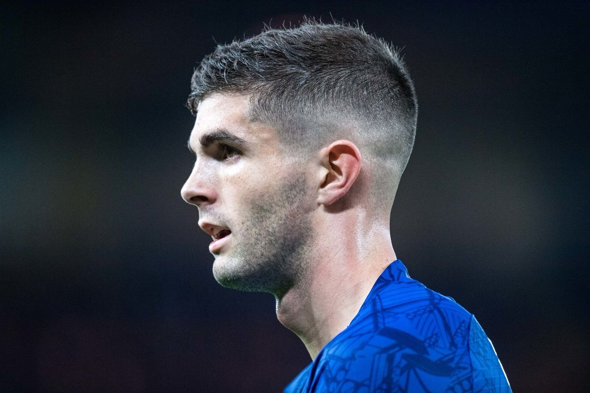 """Christian Pulisic on #Chelsea's 4-4 draw with Ajax: """"[The penalty] made the game even wilder and gave us more confidence to get those next two goals. The whole thing was crazy, I didn't even realise they got two red cards to be honest. It was pretty wild."""""""