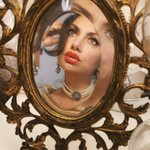 Image for the Tweet beginning: Mirror mirror on the wall...
